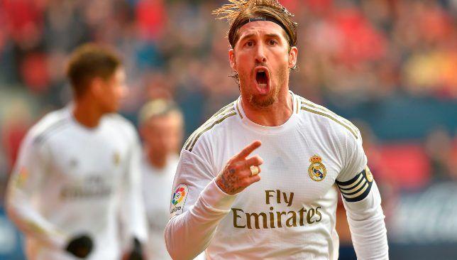 أسطورة ريال مدريد راموس لاعب استثنائي Real Madrid Captain Real Madrid Madrid