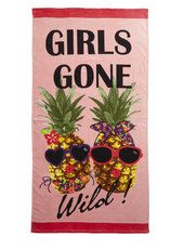 Girls Gone Wild Beach Towel