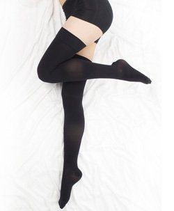 BriteLeafs Thigh High Compression Stockings 20-30 mmHg, Black, Small, Closed Toe - Gradient Compression by BriteLeafs. $21.99. Brand New Thigh High Compression Stockings,  20-30mmHg moderate support helps relieve moderate leg swelling, moderate to severe varicosities or edema, postsclerotherapy.