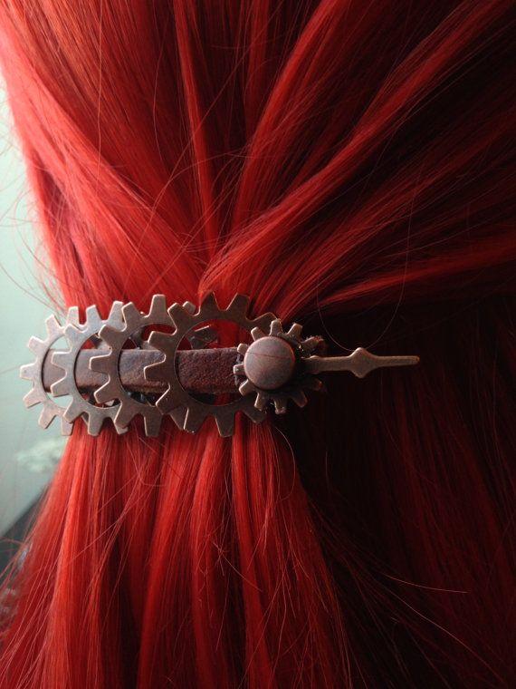 Western Jewelry Cowgirl Hair Accessories by ArcanumByAerrowae