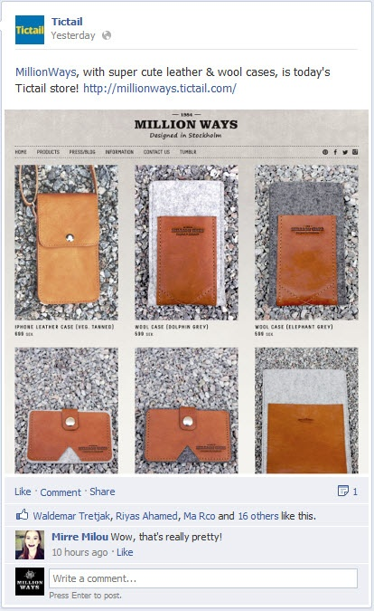 Million Ways | Press/Blog