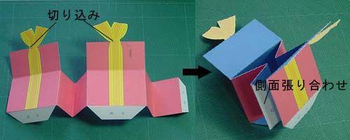 手作り絵本作り方教室 飛び出す絵本とカード バースデーカード プレゼントボックス                                                                                                                                                                                 もっと見る