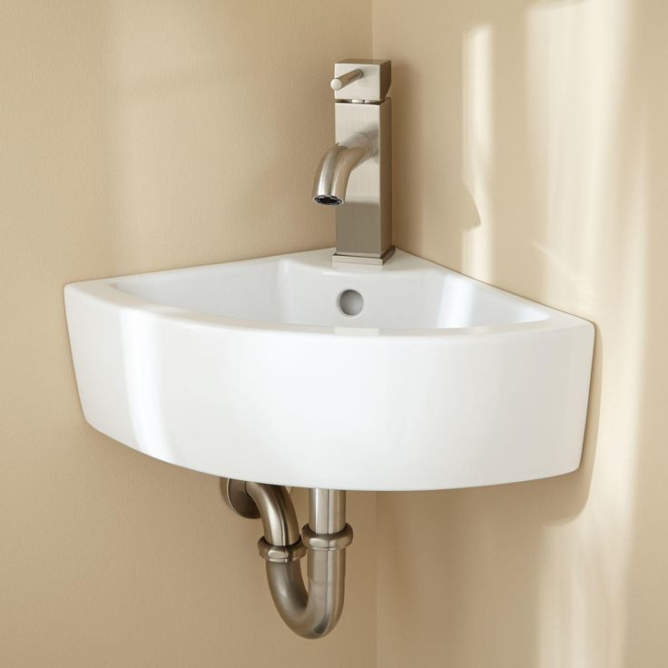 1000 Ideas About Corner Pedestal Sink On Pinterest Sinks For Small Bathrooms Pedestal Sink