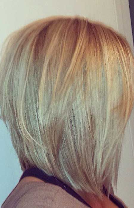 25 Blonde Bob Haircuts | Latest Bob HairStyles | Page 3