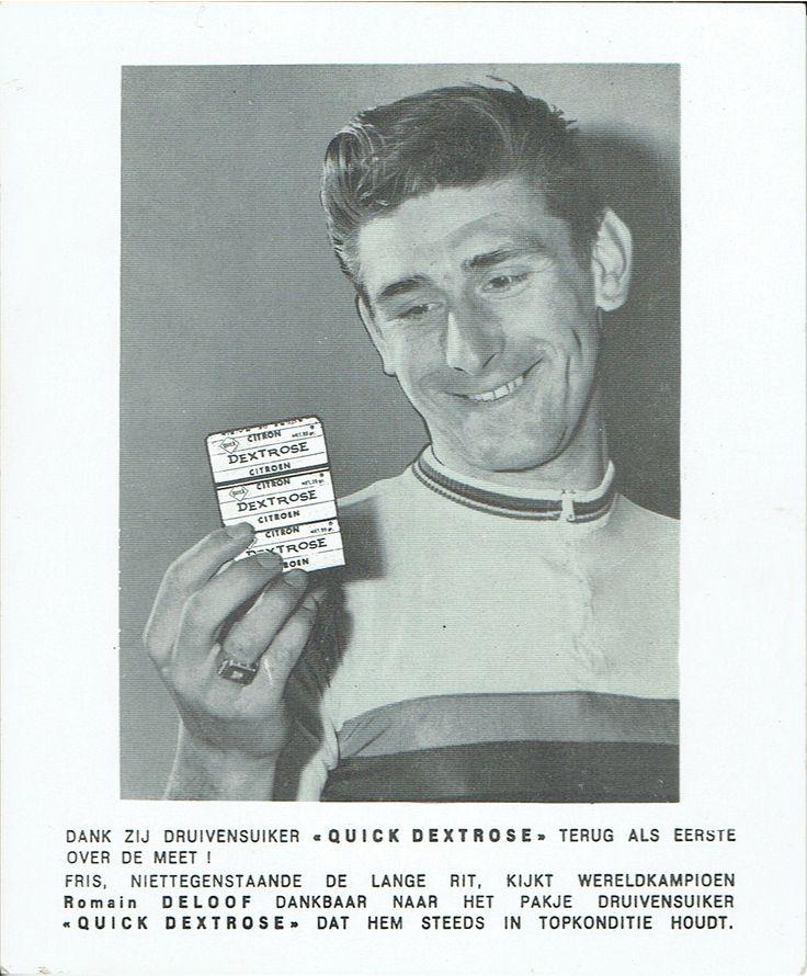 Romain de Loof - Quick dextrose - druivensuiker.