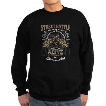 Street Battle Jumper Sweater