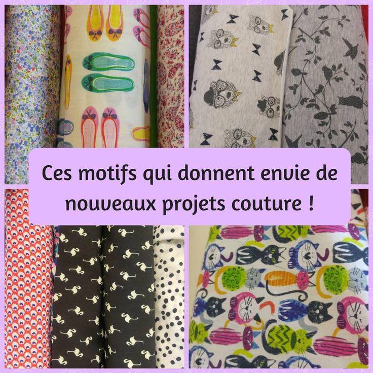29 best quartier des nouveaut s images on pinterest armchair store and bar - Le quartier des tissus ...