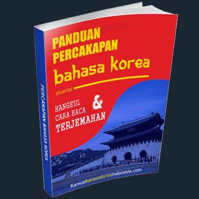 panduan percakapan bahasa korea