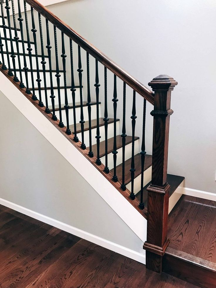 Best 12 Best Stair Cases Images On Pinterest Banisters Iron 400 x 300
