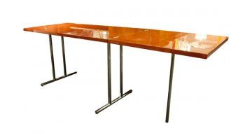 Lou Perou Table Designed by Eileen Gray c.1932