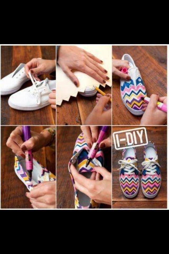 Pour des chaussures originales <3