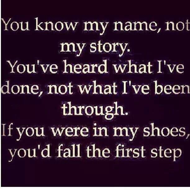 Walk In My Shoes Quote Images