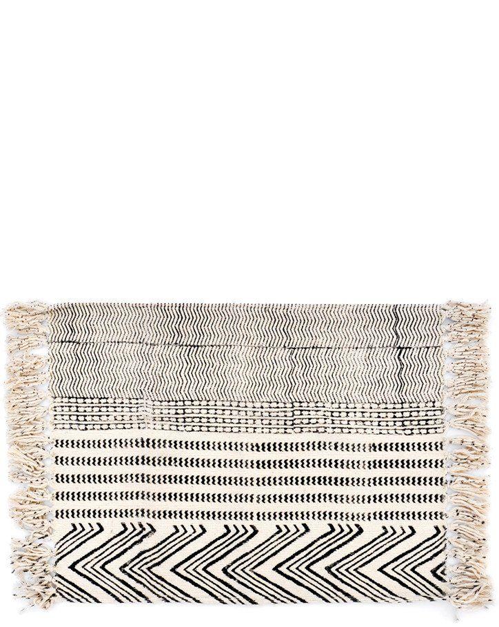 Kapha Mixed Print Floor Mat