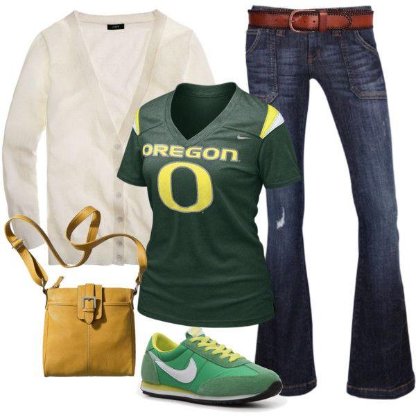 Oregon Ducks game