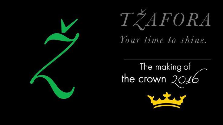 Tzafora - making a crown!