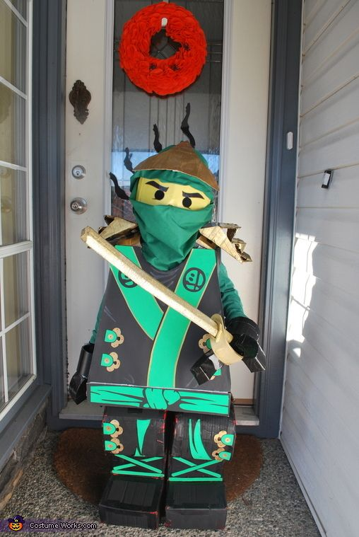 Lloyd Garmadon Halloween Costume Contest At Costume