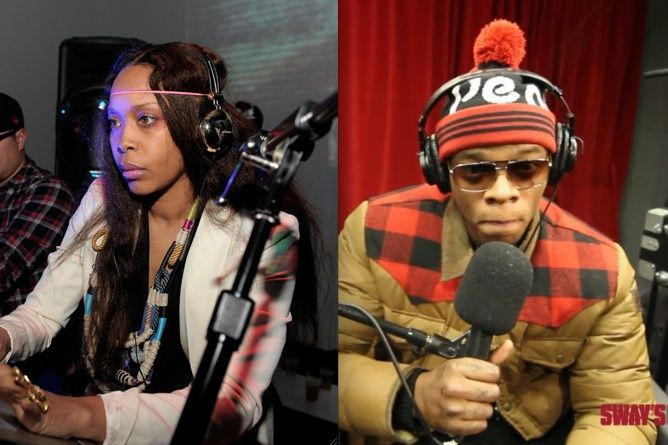 papoose | Erykah Badu Accuses Rapper 'Papoose' Of Using Vocal Without ...