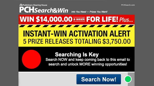 Pch Search And Win Best Search Engine To Win Superprizes Pch