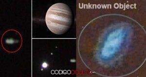¿Podría ser esta la última evidencia que sugiere que en nuestro Sistema Solar existen estructuras artificiales y naves extraterrestres? Según unos cazadores de ovnis, esto podría ser la prueba definit