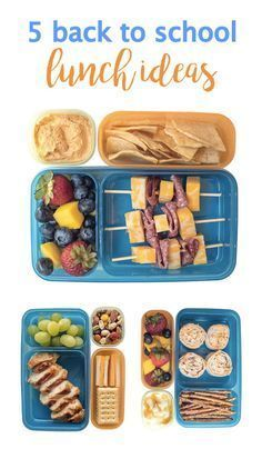 We love how easily these 5 back-to-school lunch ideas pair with Rubbermaid LunchBlox®. With everything from recipe inspiration, kid-friendly meal ideas, and creative, kid-friendly solutions, you can't beat these easy kitchen tips.