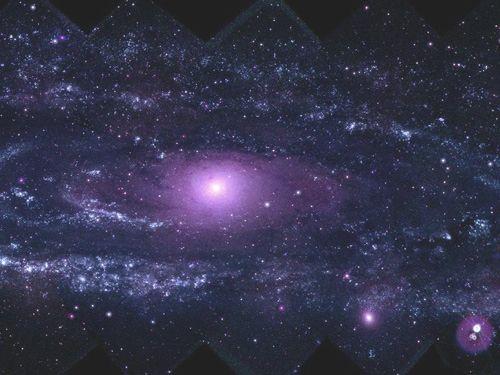 The Andromeda Galaxy M31