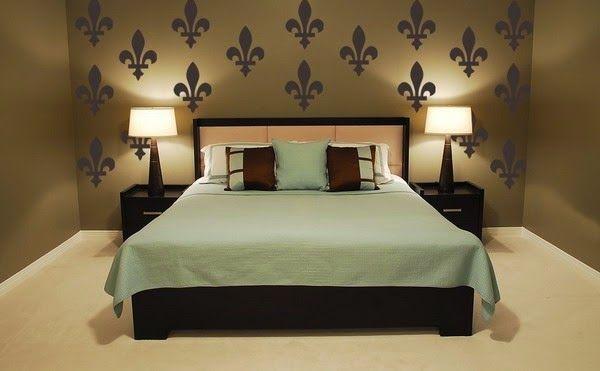 Créatifs stickers muraux pour chambre à coucher ~ Décor de Maison / Décoration Chambre