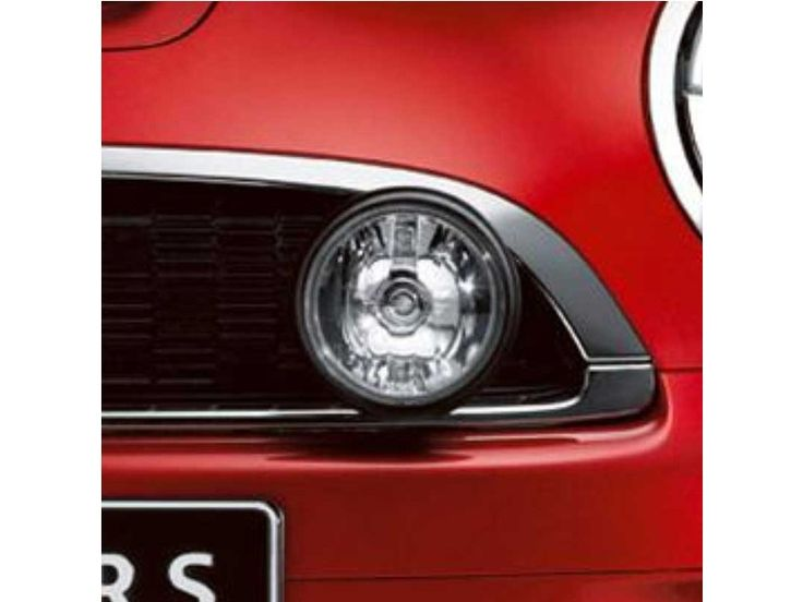 MINI Cooper Rally Lights