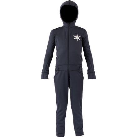 Airblaster Ninja Suit - Kids'Black