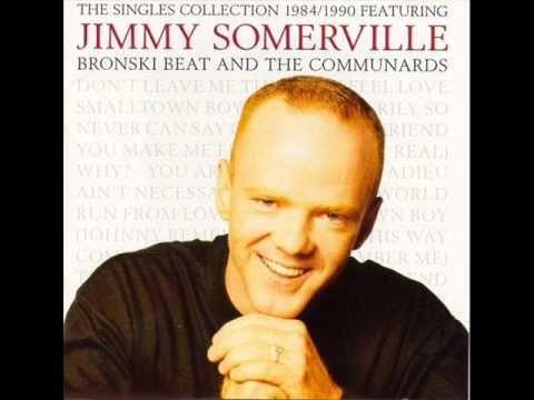 ▶ Jimmy somerville - To Love Somebody - YouTube