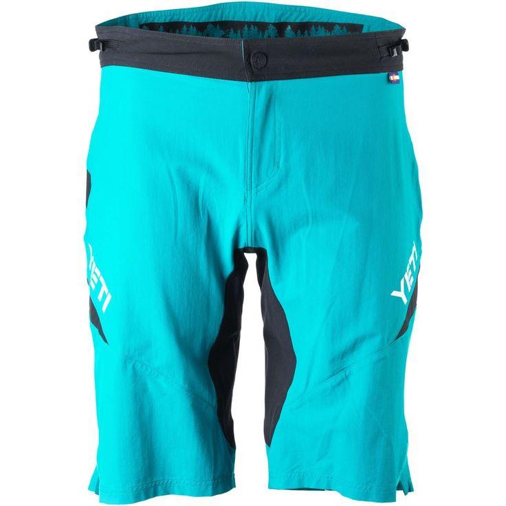 Yeti Cycles - Enduro Short - Women's - Turquoise