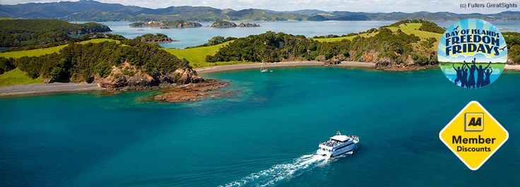 Want to get away to the Bay of Islands? Book one of these three AA Member exclusive packages and you could WIN your money back! Offer ends 24 December 2013. Read on for more details: http://www.aatravel.co.nz/newsletter/destinatioNZ/2013/sept/bay-of-islands-member-offer.php