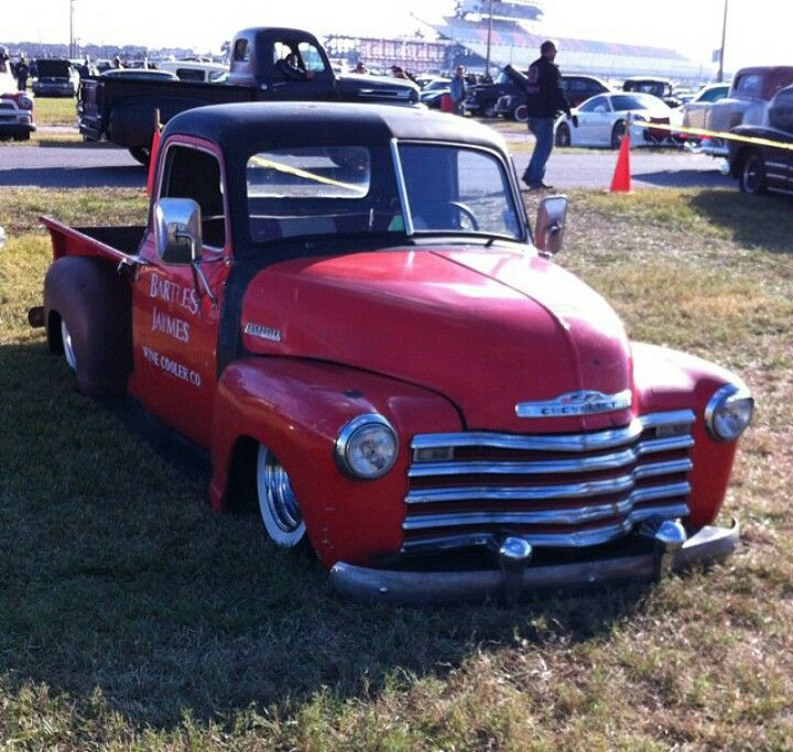 199 best Top Classic Trucks images on Pinterest | 54 chevy truck ...