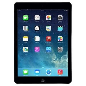 De 5e generatie tablet van Apple met wifi en 16GB opslag. Antraciet.Denk niet te licht over kracht