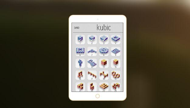 Kubic, Games Puzzle Unik Ilusi Optik Untuk iOS - http://situsiphone.com/kubic-games-puzzle-unik-ilusi-optik-untuk-ios/