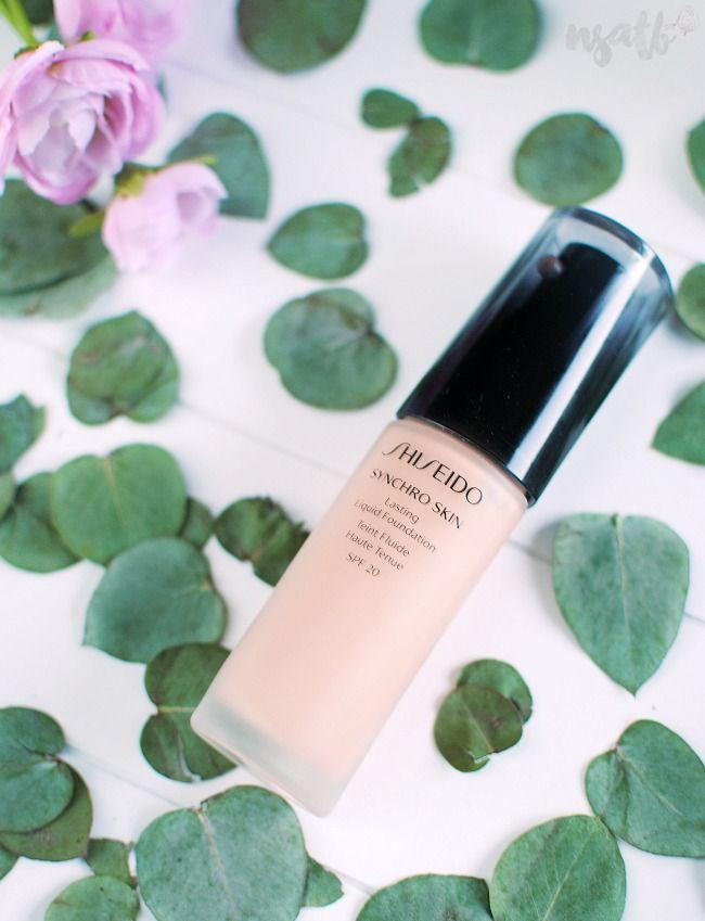 Not so addicted to Beauty: Shiseido Synchro Skin, la base de maquillaje de larga duración que se sincroniza con tu piel