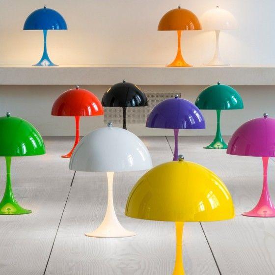 Louis Poulsen Panthella Mini Table