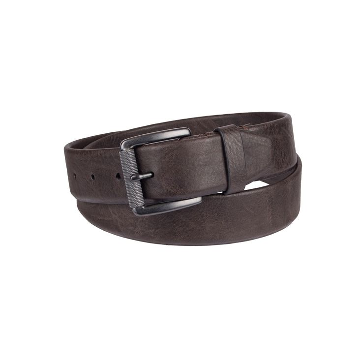 Men's Urban Pipeline® Reversible Stretch Belt, Size: Medium, Brown
