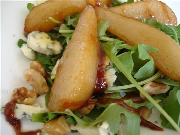 ... and Rocket (Arugula) Salad With Blue Cheese recipe>> Source: Food.com