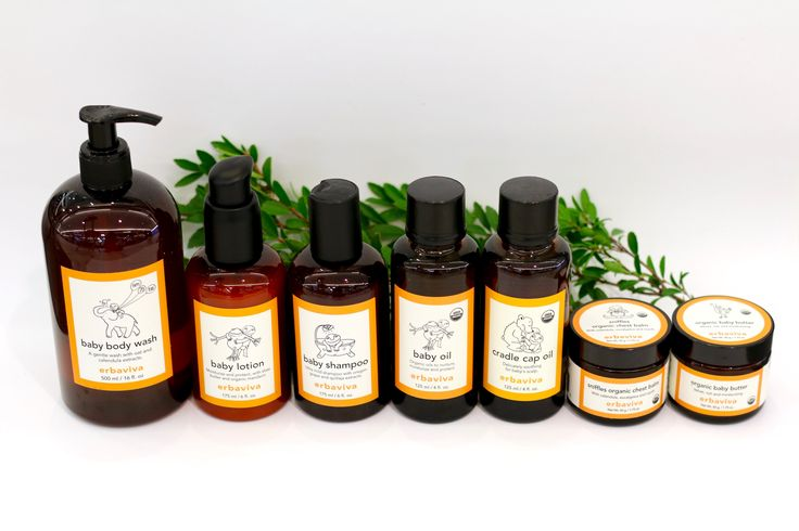 Keep the whole family moisturized with Erbaviva organic products.  Unique and delightful, each exquisite product is handcrafted with distinctively pure living herbs, essential oils and botanicals.