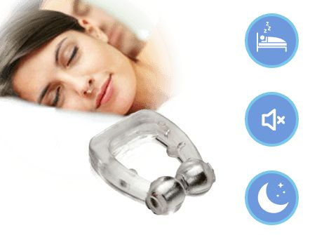 SnoreStop - Magnetic Acupressure Therapy Checkout ...