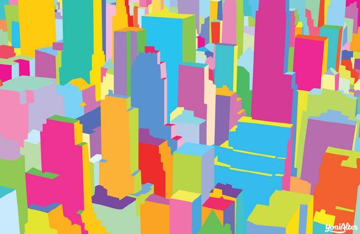 Cityscape - Yoni Alter