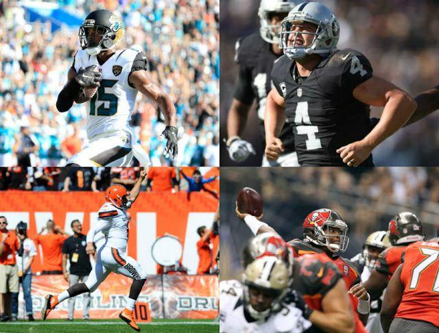 Papo Na Arquibancada: Semana 2 da NFL - Vitória dos 'sacos de pancadas' ...