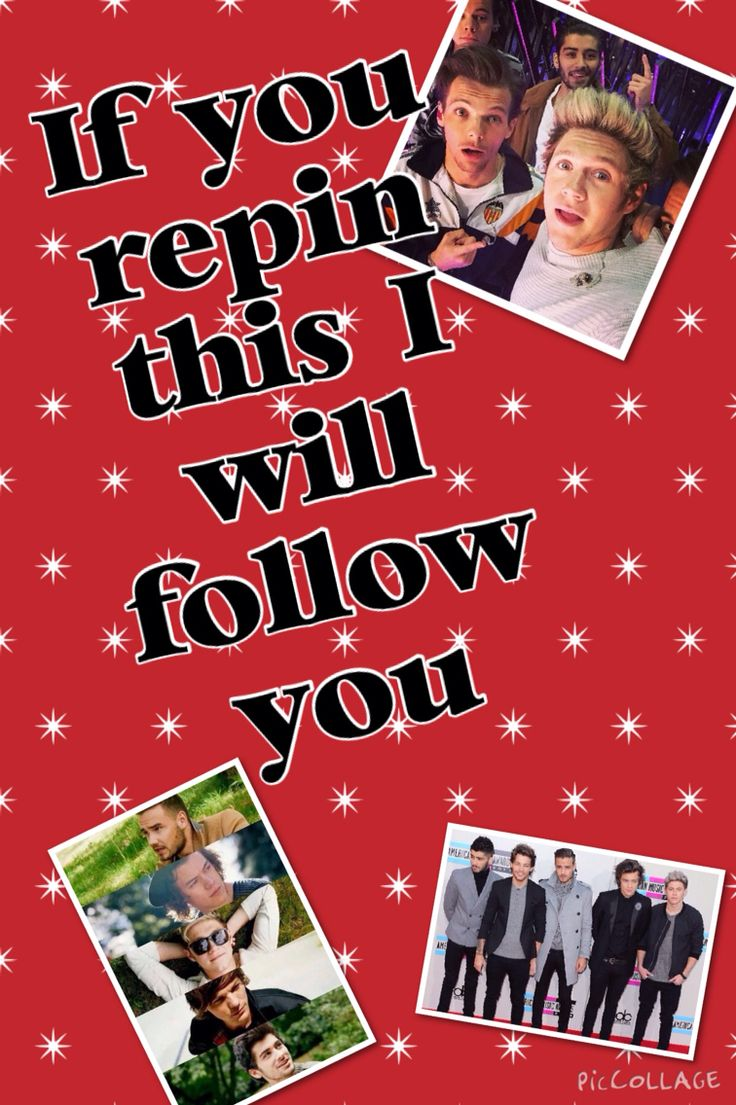 I did'nt pin this to do it I pinned to get a follow xD but we can do a follow for a follow if you want? <3