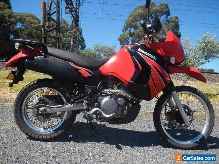 KAWASAKI KLR 650 2008 ONE OWNER ONLY 35823 KS GREAT VALUE @ $3990 #kawasaki #klr #forsale #australia