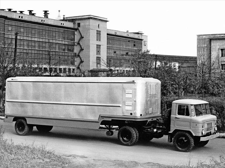 ГАЗ 53П Опытный 1964 г