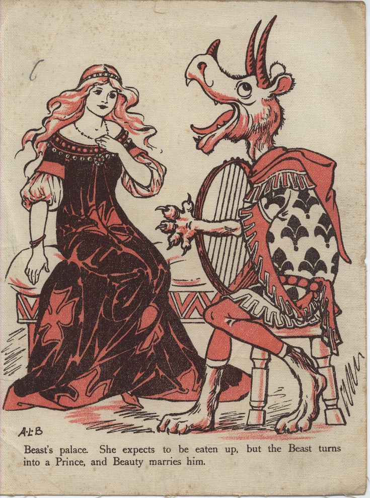 """A. L. Bowley, in """"FAIRY-TALE PICTURES"""", Raphael Tuck & Sons Ltd ..."""