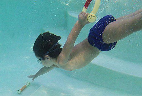 Cressi Rocks - Gafas de natación para niño (7-15 años), color azul