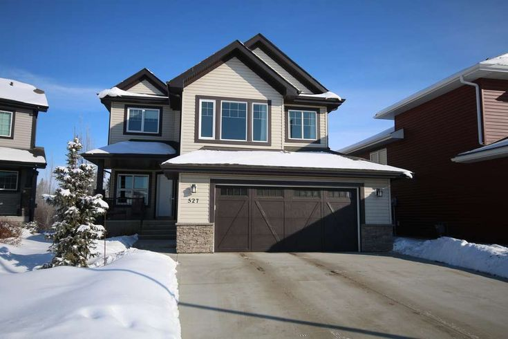 ORIGINAL OWNER – CUL-DE-SAC LOCATION IN STONY PLAIN. For More Information go to: www.527Westerra Blvd.info