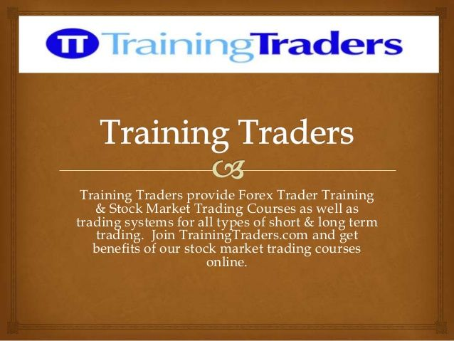 Tax of trading course forex benefits