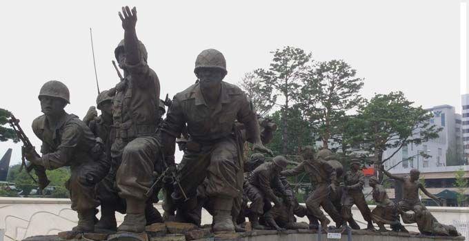 Le War Memorial est un lieu à ne pas manquer afin de découvrir l'histoire de la Corée du Sud.